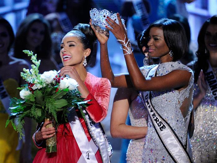 161 Miss Universe 2012  03 - Конкурс красоты «Мисс Вселенная-2012» выиграла американка Оливия Калпо
