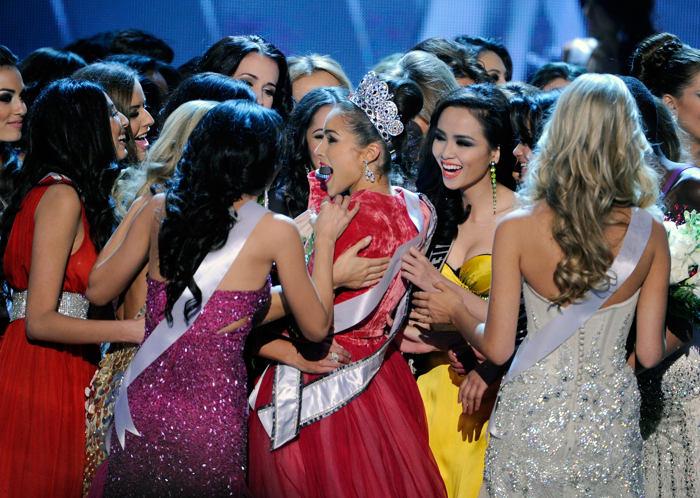 161 Miss Universe 2012  06 - Конкурс красоты «Мисс Вселенная-2012» выиграла американка Оливия Калпо