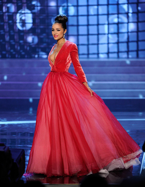 161 Miss Universe 2012  08 - Конкурс красоты «Мисс Вселенная-2012» выиграла американка Оливия Калпо