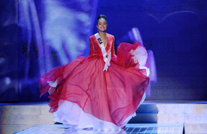 161 Miss Universe 2012  11 - Конкурс красоты «Мисс Вселенная-2012» выиграла американка Оливия Калпо