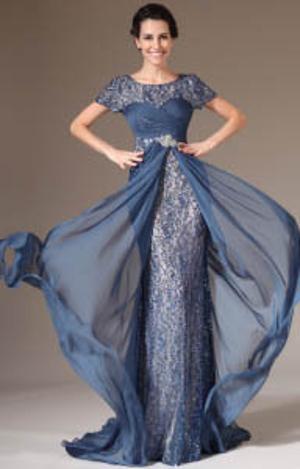 Вечерние платья 2014: обзор актуальных тенденций