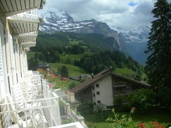 Швейцарские Альпы: в Юнгфрау на поезде