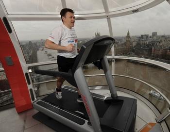 163 2511 Treadmill - Небольшая зарядка имеет большое значение