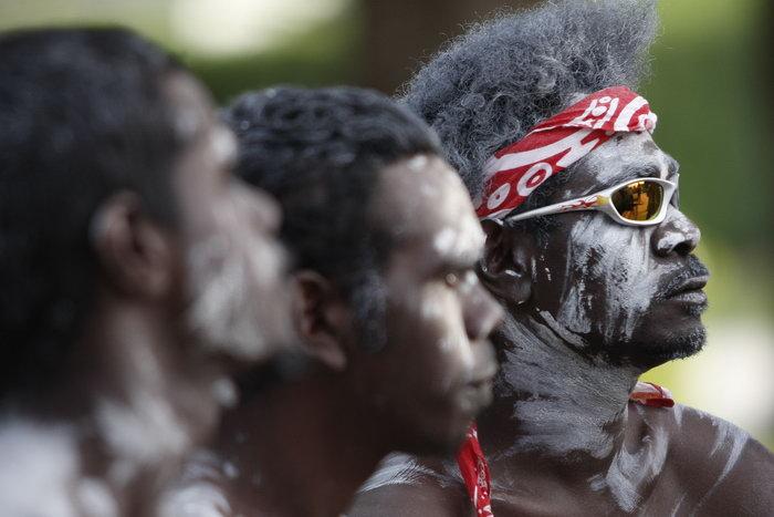 163 aborigen 160113 - Учёные выяснили, что древние индусы проникли в Австралию 4 200 лет назад
