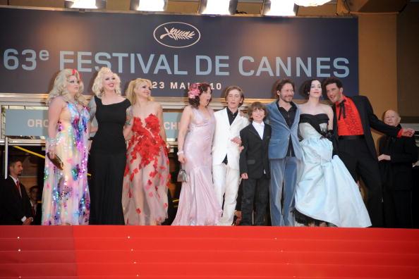 Звездные наряды на Каннском фестивале-2010. Часть 1. Фоторепортаж