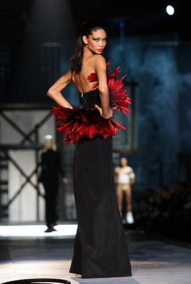 Коллеция DSquared2 на миланской Неделе моды