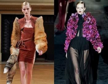 Экстравагантный наряд: платье плюс накидка