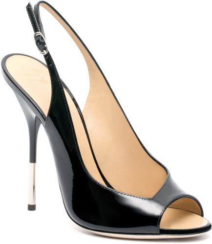 Модная обувь от Джузеппе Занотти. Женская коллекция весна-лето 2011