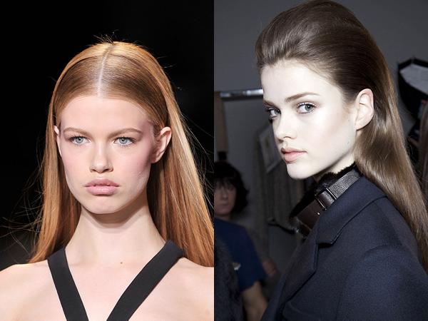 Тенденция моды на прически в сезоне 2012