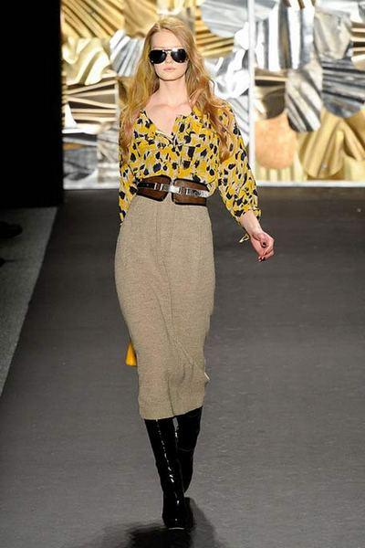 Модные юбки. Тенденции сезона осень-зима 2011- 2012