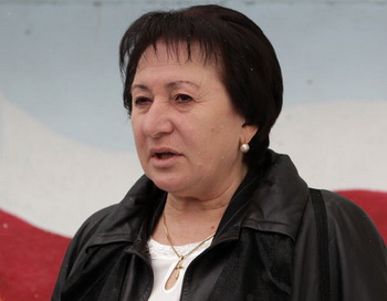Джиоева и ее сторонники не намерены участвовать в новых выборах президента