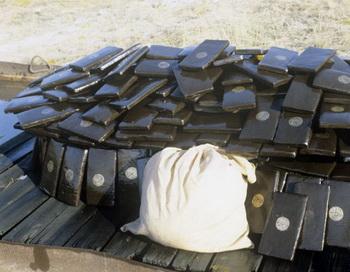 Членов ОПГ, вывезших из Эквадора в Россию с фруктами 50 кг кокаина, приговорили к тюрьме
