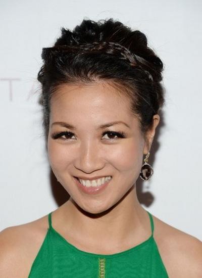 191 Wendy Nguyen getty 7 - Праздничные причёски знаменитостей