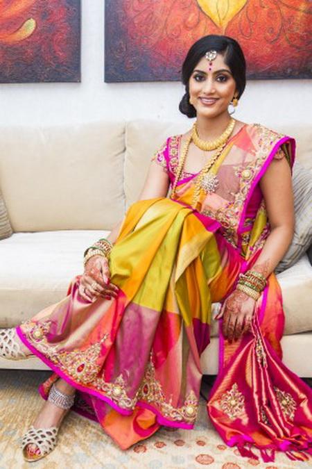 191 photo india 4 - Красочная одежда женщин Индии