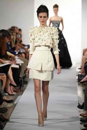 197 Oscar 5 - Баска: модная деталь одежды на все века