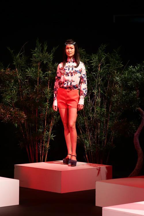Турецкий бренд представил коллекцию на Неделе моды в Стамбуле