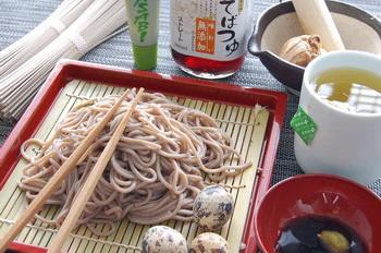 Соба- японская традиционная кухня