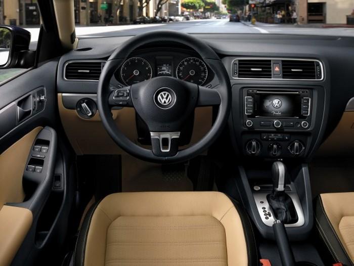 160 2013Jettainterio - Седан 2013 года Volkswagen Jetta SEL