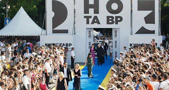 Ежегодный российский кинофестиваль «Кинотавр» стартовал в Сочи