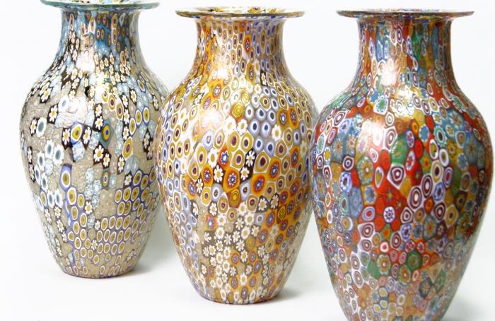 160 Vazi - Цветные фигурки из муранского стекла