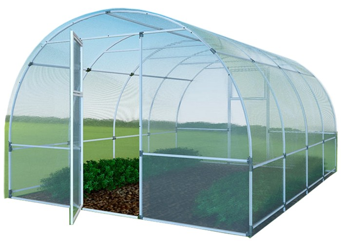 160 greenhouse83 - В Дании скрестили беседку с теплицей
