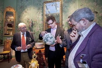 Крупнейшая всемирная выставка искусств TEFAF Maastricht