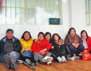 Сотни апеллянтов были задержаны в Шанхае