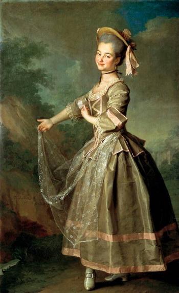 Екатерина Нелидова – добрый ангел императора Павла