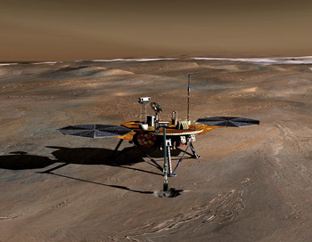 На Марсе когда-то был огромный океан