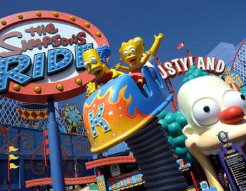 Пятый в мире парк развлечений Universal будет построен в Москве