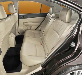 163 1503 Impreza2 - Седан Subaru Impreza 2.0 Premium 2012 модельного года