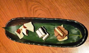 Соблазнительный японский ресторан