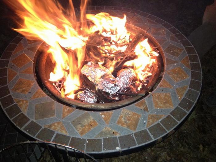 163 How to Build a Fire 2 - Кулинария у бивачного костра для городского повара