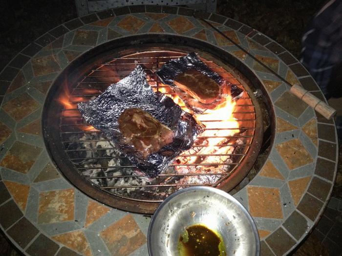 163 How to Build a Fire 3 - Кулинария у бивачного костра для городского повара