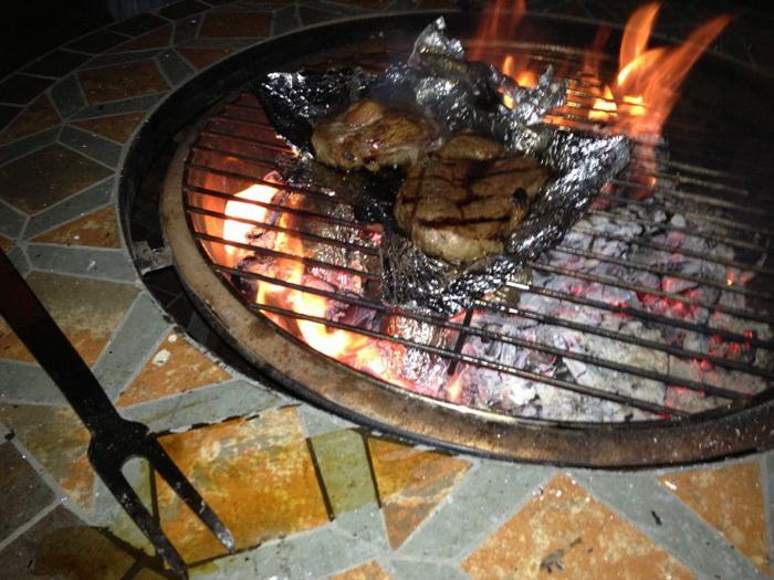 163 How to Build a Fire 4 - Кулинария у бивачного костра для городского повара