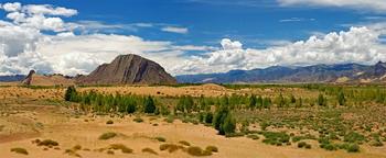 154 091211 plato - Паломничество в Лхасу. Путь в Лхасу