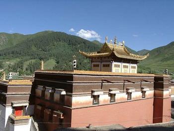 Паломничество в Лхасу. Монастырь Гумбум