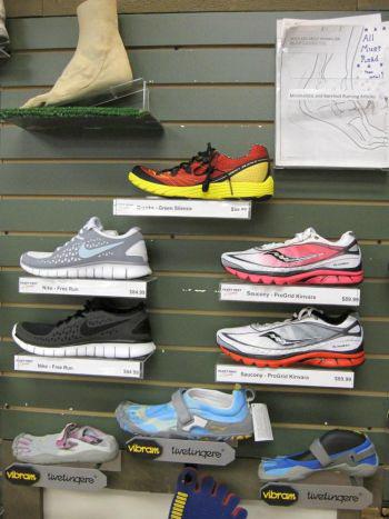 Обувь, в которой можно бегать босиком
