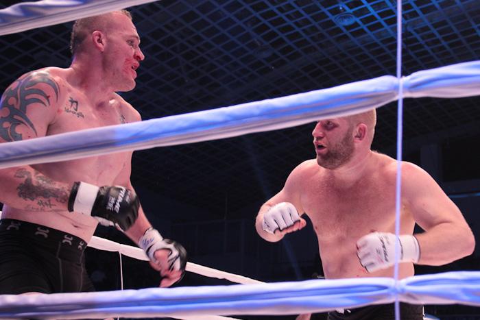 156 Praime 11 - В Краснодаре состоялся турнир GFC & Tech-KREP Fighting Championship PRIME