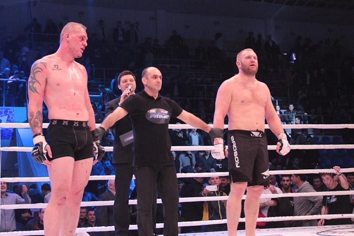 156 Praime 12 - В Краснодаре состоялся турнир GFC & Tech-KREP Fighting Championship PRIME