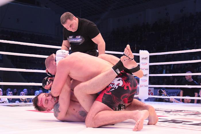 156 Praime 3 - В Краснодаре состоялся турнир GFC & Tech-KREP Fighting Championship PRIME