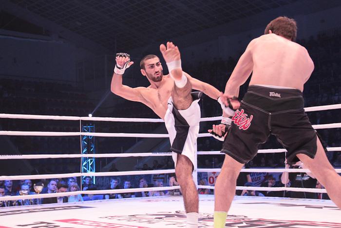 156 Praime 4 - В Краснодаре состоялся турнир GFC & Tech-KREP Fighting Championship PRIME