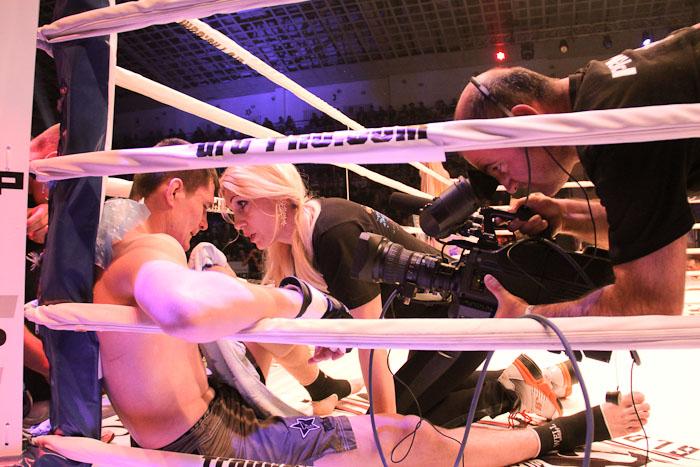 156 Praime 5 - В Краснодаре состоялся турнир GFC & Tech-KREP Fighting Championship PRIME