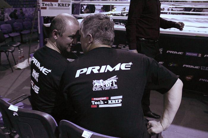 156 Praime 6 - В Краснодаре состоялся турнир GFC & Tech-KREP Fighting Championship PRIME