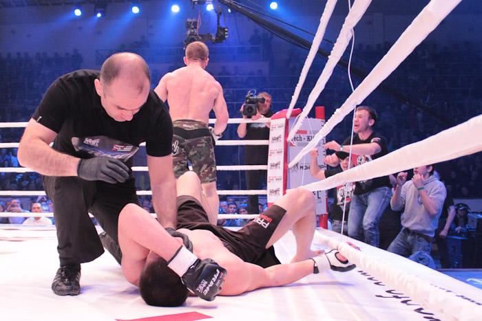 156 Praime 8 - В Краснодаре состоялся турнир GFC & Tech-KREP Fighting Championship PRIME