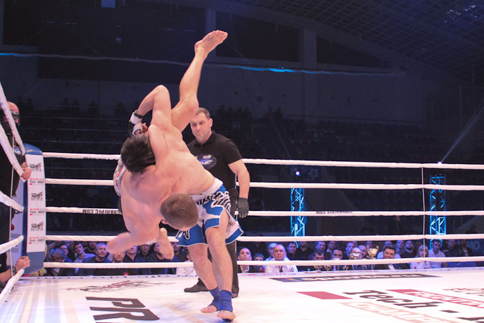 156 Praime 9 - В Краснодаре состоялся турнир GFC & Tech-KREP Fighting Championship PRIME