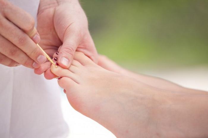 Китайская медицина: лечение нижней части тела исцеляет его верхнюю часть