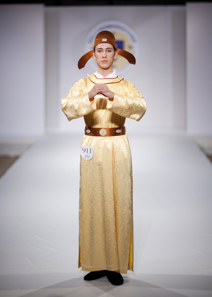 Путешествие на Восток: одежда ручной работы в стиле разных династий Китая