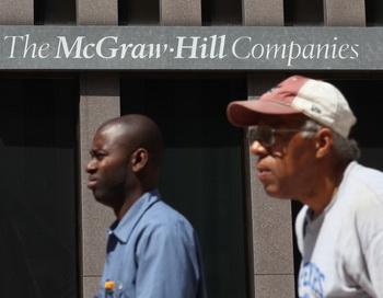 Компанию «МакГроу-Хилл» ожидает разделение