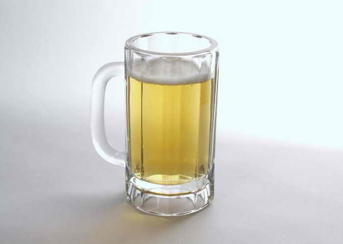 Из-за употребления пива снижаются умственные способности